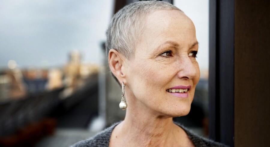 »Jeg havde brug for at være mig selv. At være noget andet end syg. I begyndelsen prustede jeg, da jeg gik op af trapperne, musklerne syrede til, men det føltes som noget, jeg skulle gå op i mod,« fortæller Camilla Ottsen.