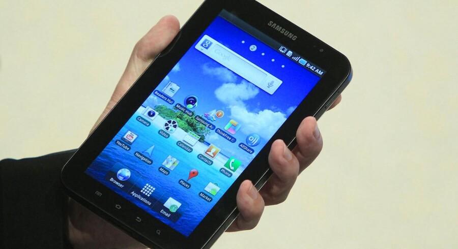 Galaxy Tab bliver for fremtiden fortsat udstyret med Androids Honeycomb og ikke Samsungs egen Bada.