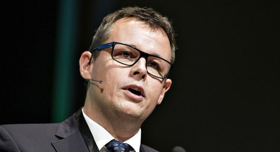 Herning-borgmester Lars Krarup (V).