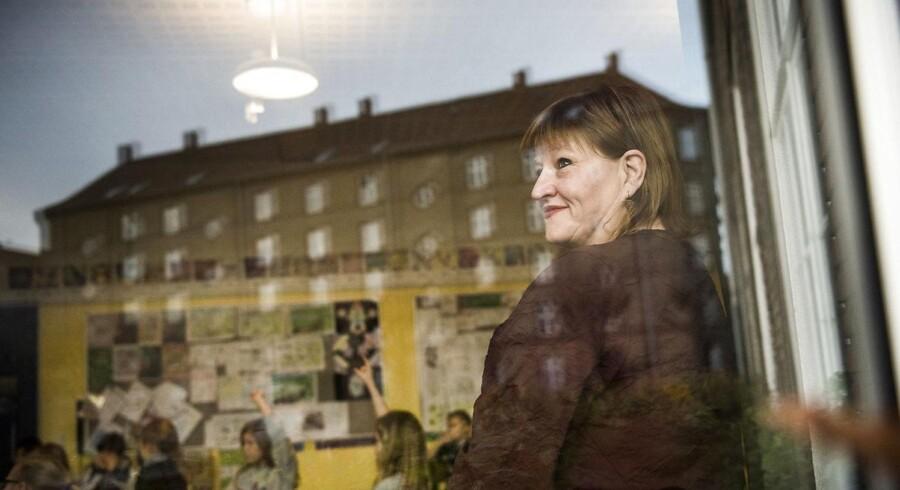 Skoleder Pia Grevelund fra Bavnehøj Skole i Sydhavn