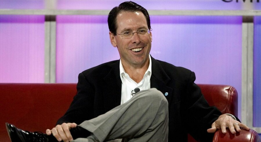 Randall Stephenson, Chairman of the Board and Chief Executive Officer of AT&T Inc.