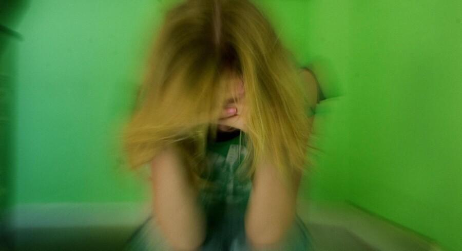 Følelsen af stress er blevet helt naturlig for børn og unge. Det er skræmmende. Foto: Jeppe Carlsen