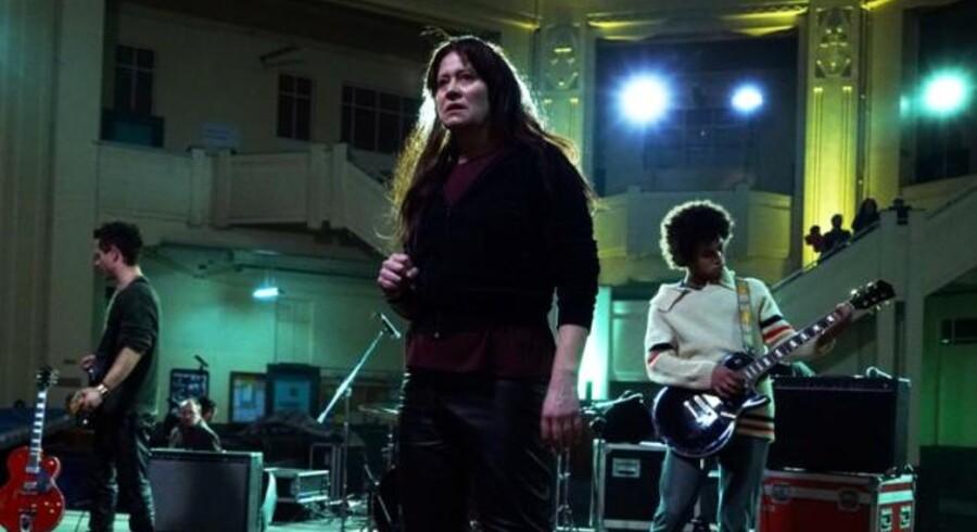 Trine Dyrholm som Nico i Susanna Nicchiarellis portrætfilm over den tyske sangerindes sidste år.
