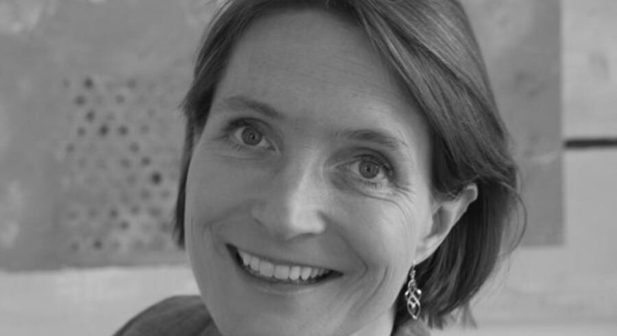 Tina Sejersgård Fanø er 47 år og har arbejdet i Novozymes siden 1993. Mandag blev hun en del af enzymkæmpens koncernledelse.