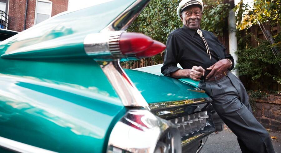 Rock n roll-legenden Chuck Berry døde 90 år gammel i marts. Han var aktiv til det sidste.