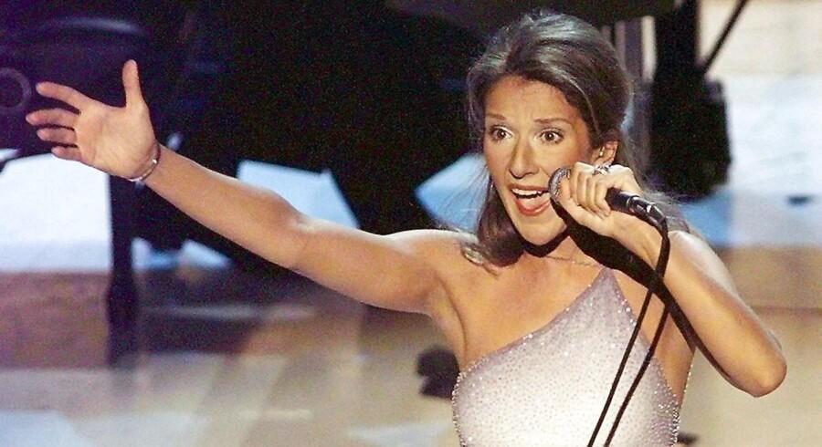 Hvad sang Celine Dion egentligt om i kæmpehittet fra Titanic-soundtracket »My Heart Will Go On«?