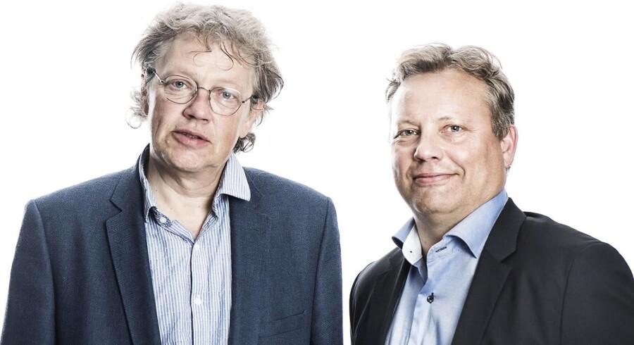 Torben Steno og Jarl Cordua