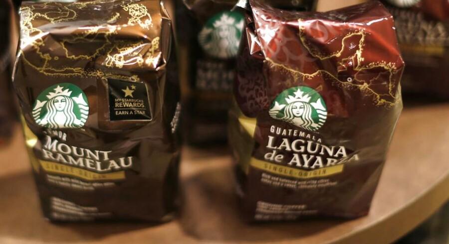 Starbucks blæser til at angreb på det danske kaffemarked og vil i løbet af sommeren og efteråret åbne tre nye caféer i hovedstaden.