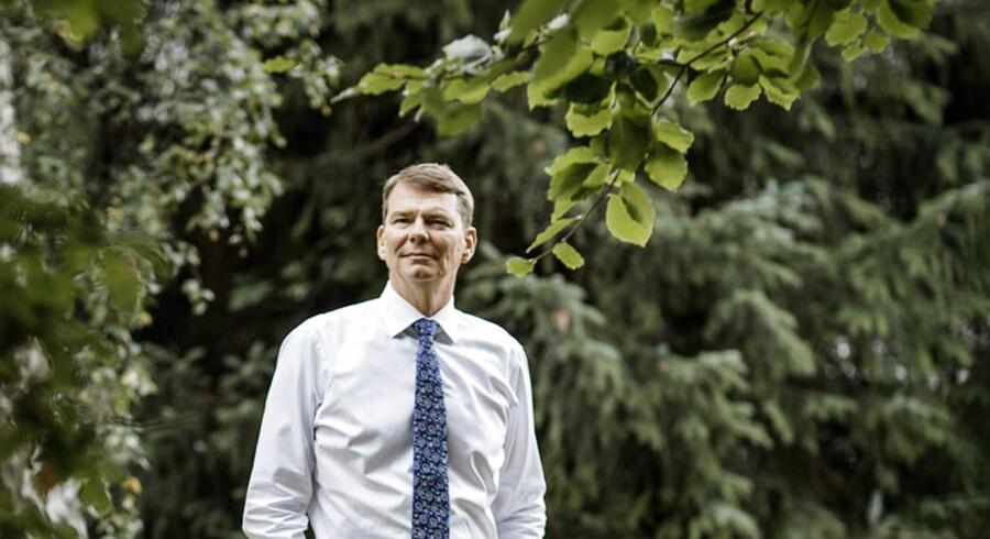 Arkivfoto: Det er en beslutning, der kun bunder i personlige årsager, når Cees de Jong stopper som direktør for Chr. Hansen. Det siger hovedpersonen selv til Ritzau Finans.