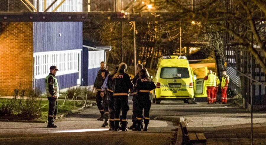 Arkivfoto. 16-årig får 11 års fængsel for dobbeltdrab i Kristiansand.