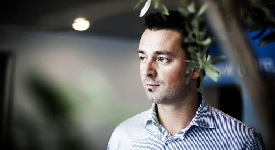 Marek Slacik er ny topchef for Telenor i Danmark.