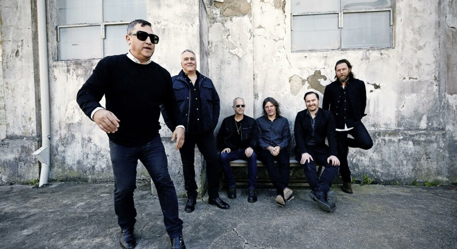 The Afghan Whigs. Foto. PR