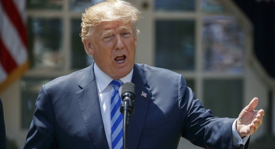 Fredag aften præsenterede USA's præsident Donald Trump sin plan for at sænke landets eksorbitante medicinpriser.