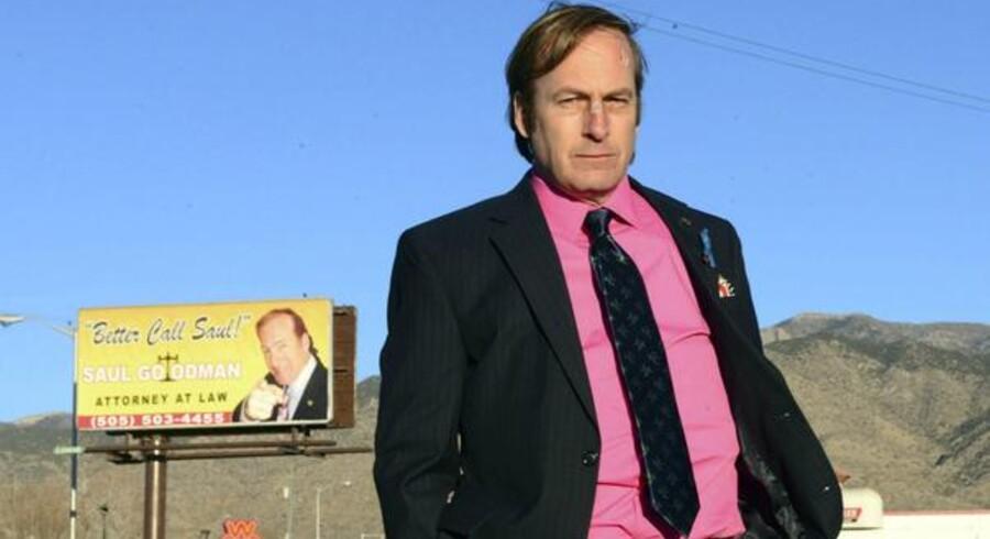 »Better call Saul« er et spin-off på TV-serien »Breaking Bad«