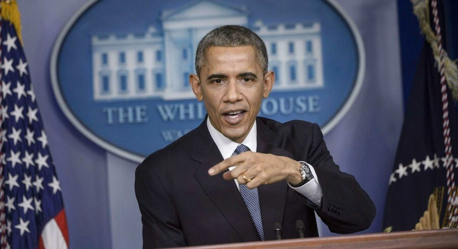 Præsident Barack Obama kaldes nu »en abe« af regimet i Nordkorea.