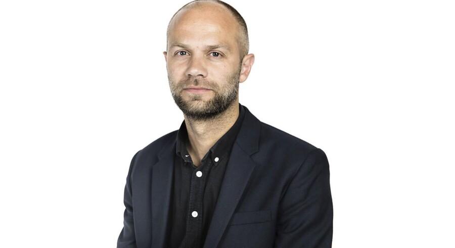 Jesper Kongskov, virksomhedsredaktør.
