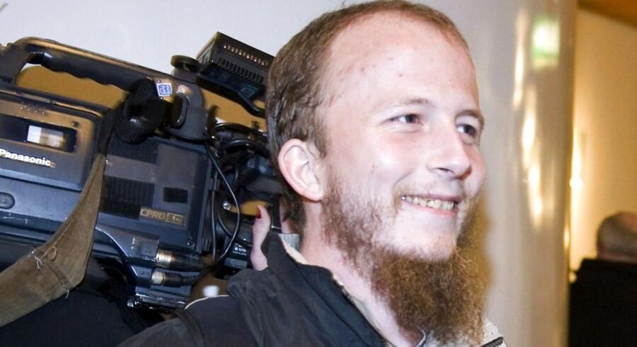 Gottfrid Svartholm Warg fik i juni stadfæstet sin dom på 3,5 års fængsel ved Østre Landsret.