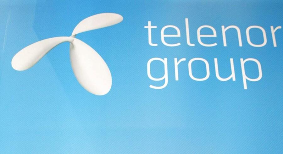 Telenor åbner første halvdel af 2015 med et fint overskud, men selskabet arbejder stadig på fusion med Telia.