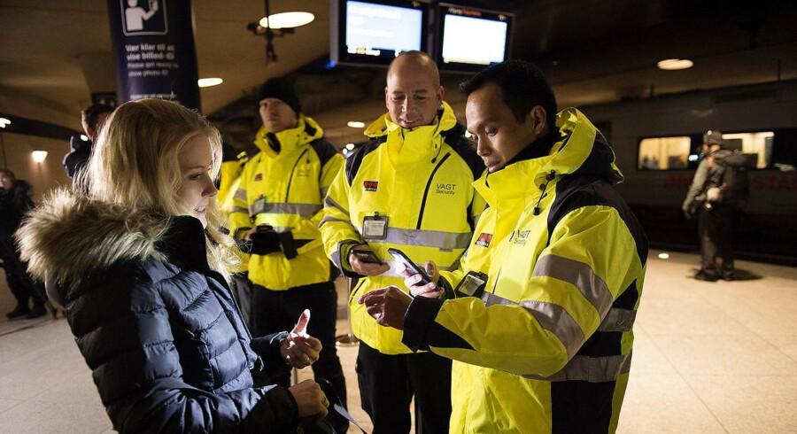 Rejsende uden gyldig legitimation vil blive nægtet indrejse i Sverige.
