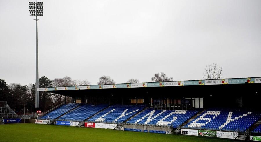 Superligaklubben Lyngby Boldklub er i store problemer, da selskabet bag klubben, Hellerup Finans, er i overhængende fare for at lukke.