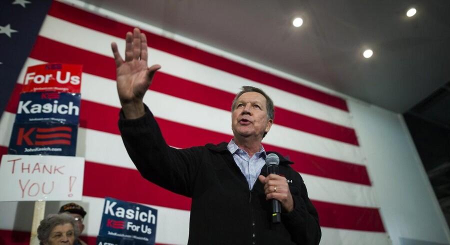 Matematisk havde Kasich for længst forpasset muligheden for at vinde et flertal af de delegerede, der ville gøre ham til partiets præsidentkandidat. Men mange i partiet satsede på, at Trump heller ikke ville få et flertal.