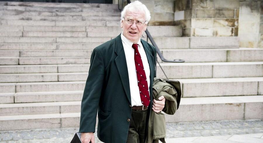 Historiker Bent Jensen. Højesteret har de seneste dage lagt retslokale til tredje runde i koldkrigsopgøret mellem Jørgen Dragsdahl og Bent Jensen, som dermed inden længe får dommernes endegyldige svar på, hvorvidt Jensen havde orden i dokumentationen, da han i 2007 stemplede Dragsdahl som KGB-agent.
