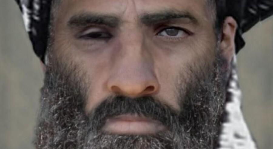 Den 54-årige mullah Mohammed Omar er leder af Taleban-bevægelsen.