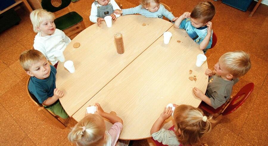 Det skal i dag afgøres, hvordan Københavns Kommune får plads til de mange vuggestuebørn. En af løsningerne kan være at opnormere fra 12 til 14 børn pr. vuggestuegruppe.