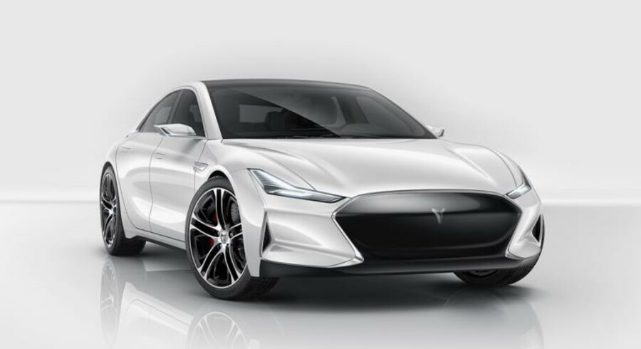 Flere kinesiske bilproducenter arbejder lige nu på biler, der til forveksling ligner en Tesla, men til en markant lavere pris. Længst fremme er tilsyneladende Youxia Ranger X, der ligner en nærmest identisk tvilling til Teslas Model S.