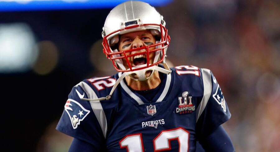 De forsvarende mestre fra New England Patriots tabte natten til fredag 27-42 til Kansas City Chiefs i NFL.