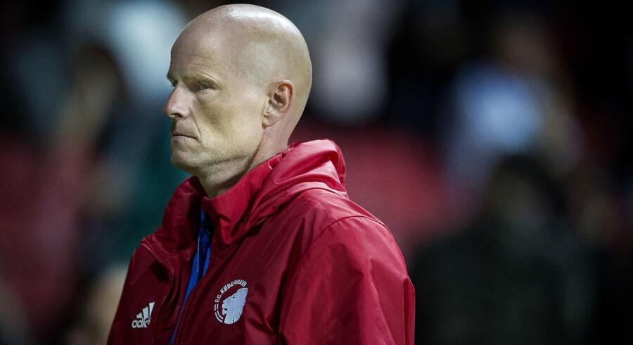 Efter en sløv sæsonstart er FCK på rette vej, siger Ståle Solbakken, efter hans hold missede Champions League.