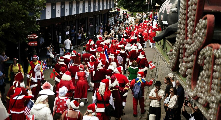Julemændenes Verdenskongres på Bakken fejrer i år sit 60 års jubilæum.