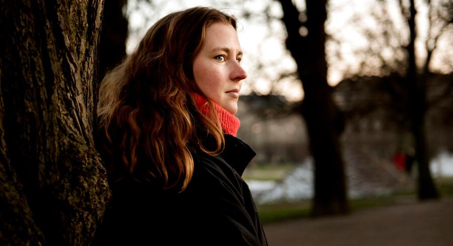 Rikke Koreska gav sin nyre til Leon Diedrichsen, selv om de ikke kendte hinanden. Folketinget har nu åbnet op for muligheden for anonym donation.