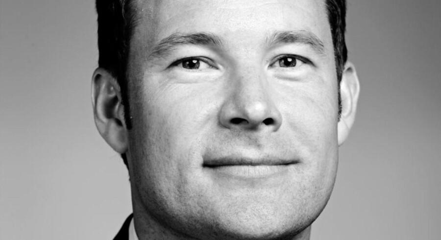 Arkivfoto. Peter Glüsing har de seneste ti år arbejdet med strategisk kommunikation og public relations, hvilket særligt har været inden for telebranchen.