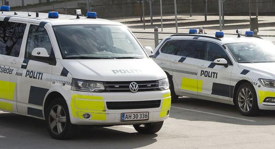 Østjyllands Politi indfører fra midnat lørdag 3. september visitationszoner i områderne Rosenhøj og Rundhøj i Aarhus-forstaden Viby.