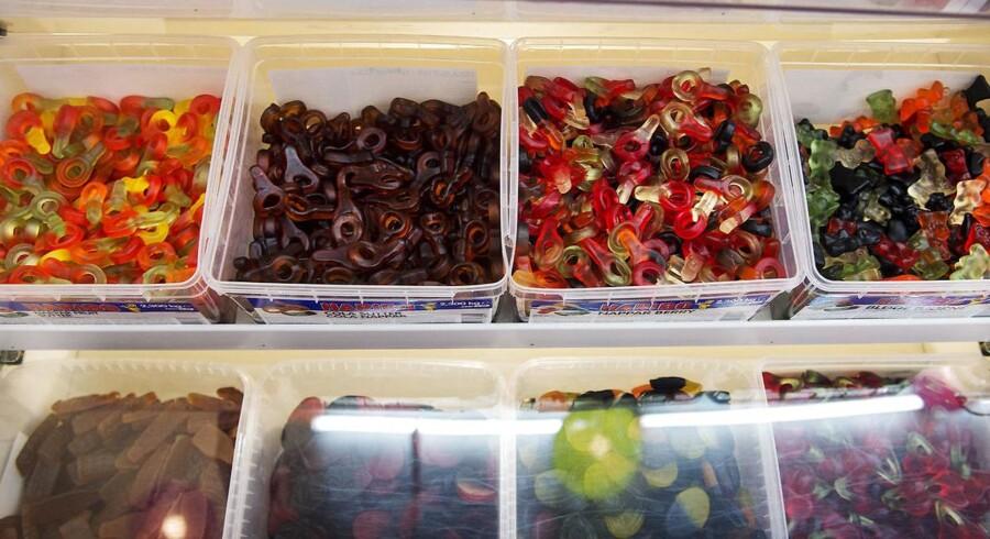 ARKIVFOTO: Mand fra Slagelse undlod at betale chokoladeafgift og moms, da han importerede søde sager fra Sverige.