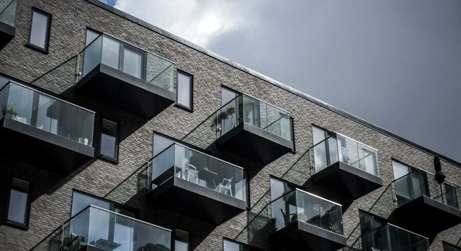 Undlad at pålægge alle nye bykvarterer i København de samme regler, men kig i stedet på hvert enkelt projekt og dets behov, lyder opfordringen fra ejendomsbranchen til Københavns Kommune. Arkivfoto fra Carlsberg Byen.