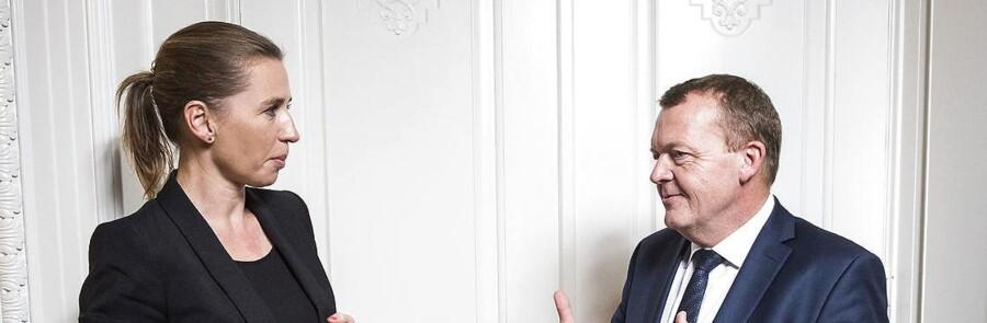 Hverken statsministeren eller Mette Frederiksen har ikke været synlige på den internationale scene.