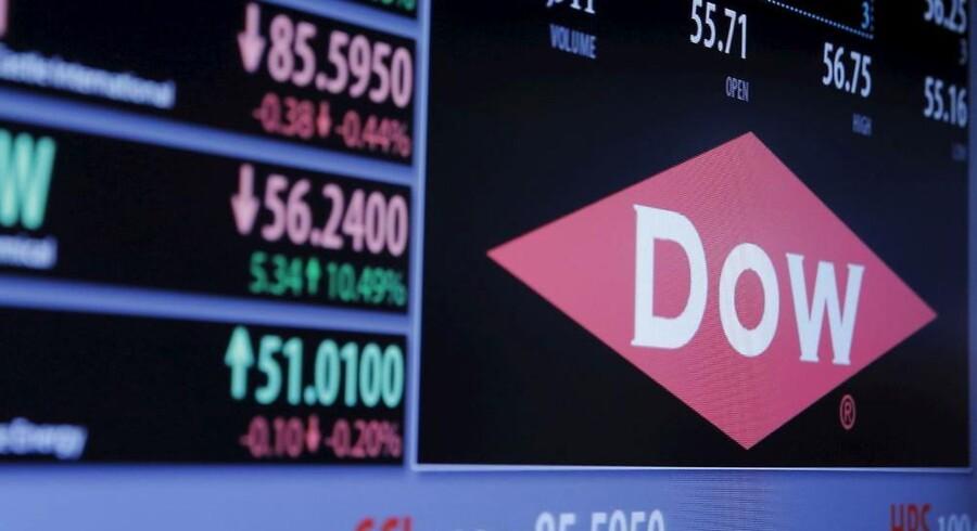 ARKIVFOTO: Dow Chemical Logoet