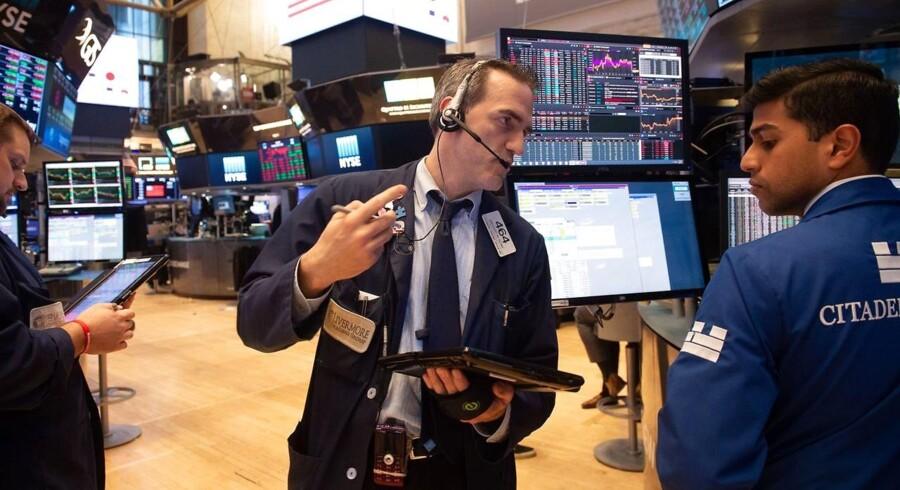 Det bliver om noget friske regnskaber fra blandt andet ISS og Jyske Bank, der kommer til at fylde en hel del og bane vejen for retningen på det danske aktiemarked onsdag.
