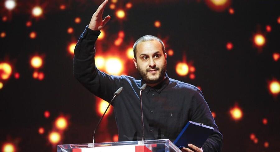 Arkivfoto: Den dansk-palæstinensiske instruktør Mahdi Fleifel har fået udtaget sin kortfilm »A Drowning Man« til filmfestivalen i Cannes.