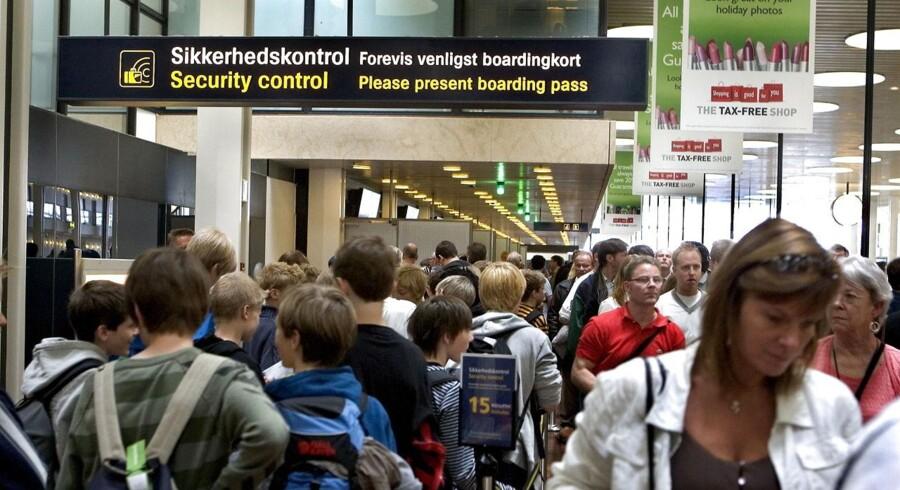 ARKIVFOTO FRA Københavns Lufthavn.