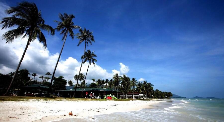 Danskerne skal ifølge Danmarsk ambassadør i Thailand ikke være nervøs for at rejse på ferie til Thailands strande.