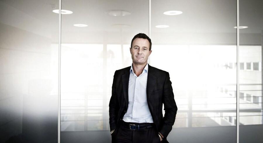 Finansdirektør hos Novozymes, Benny Loft.