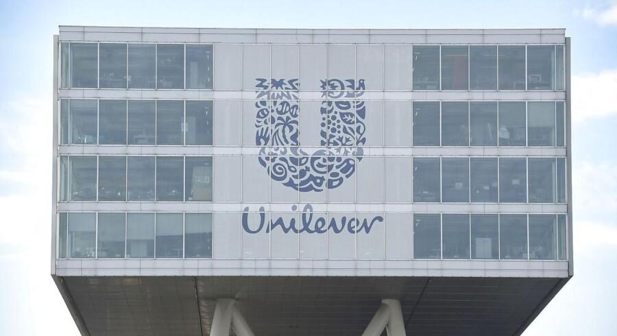 Unilevers hovedkontor i Rotterdam.