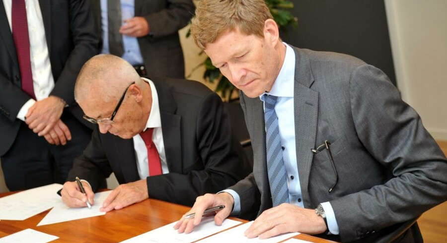 Danfoss-topchefen Niels B. Christiansen.