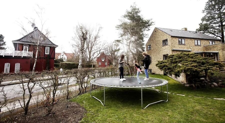 Arkivfoto. Det er sundt, at regeringen sætter ind over for lån til boligejere med høj gæld, mener Realkredit Danmark.
