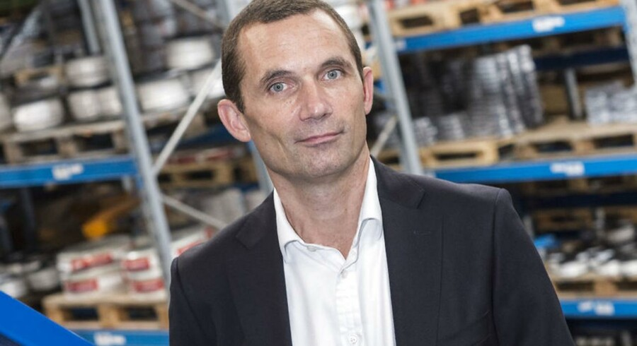 Direktør Anders Wilhjelm. ARKIVFOTO.