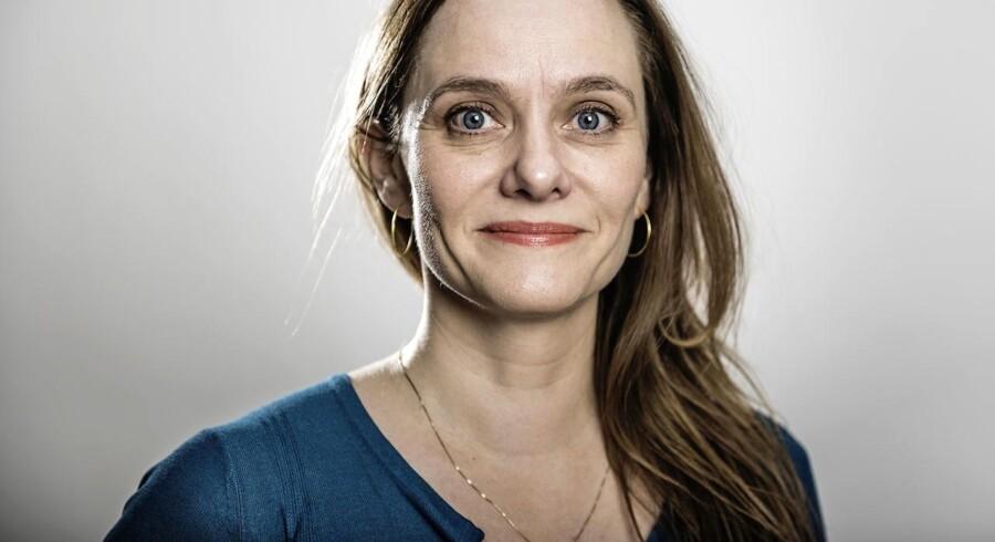 Maren Uthaug: »Min kæreste Allan har i de 14 år, vi har kendt hinanden, aldrig holdt en tale til mig, men jeg ved, at han ville gøre det denne aften.«