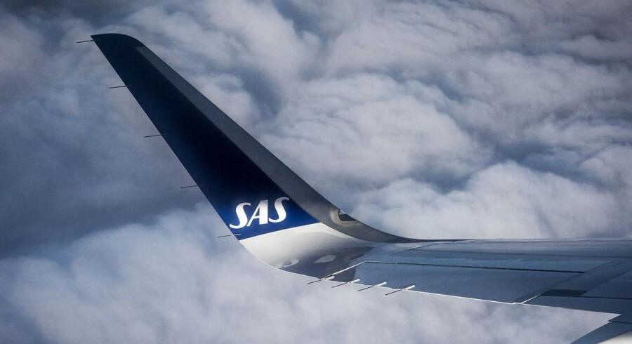 SAS har ikke helt så meget luft under vingerne længere, og det pressede billetprisniveau har kostet det skandinaviske flyselskab dyrt i årets løb.